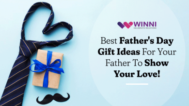 Show Your Love For Father With Unique Father's Day Gifts