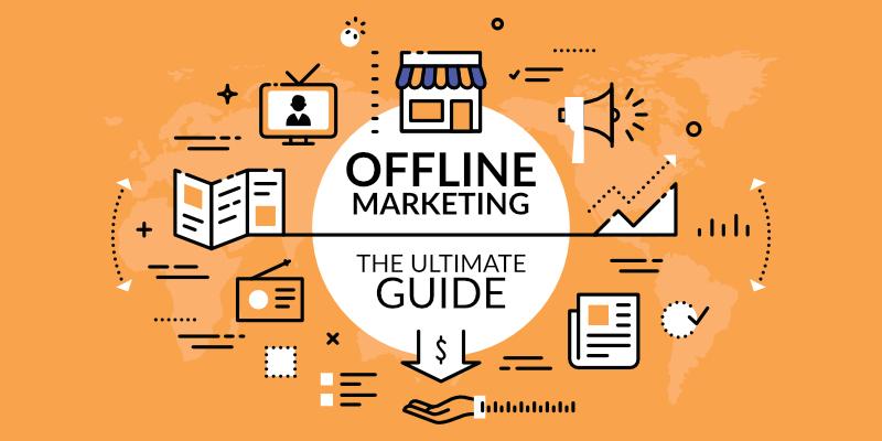 5 Awesome Offline Marketing Ideas